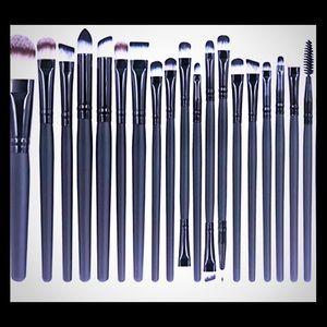 Sephora 20 piece make up brushes